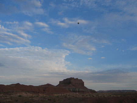 Goblin Valley Ballooning Picture 13