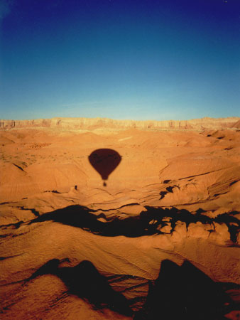 Goblin Valley Ballooning Picture 14