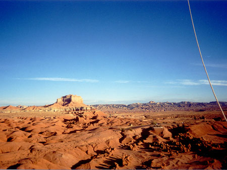 Goblin Valley Ballooning Picture 6