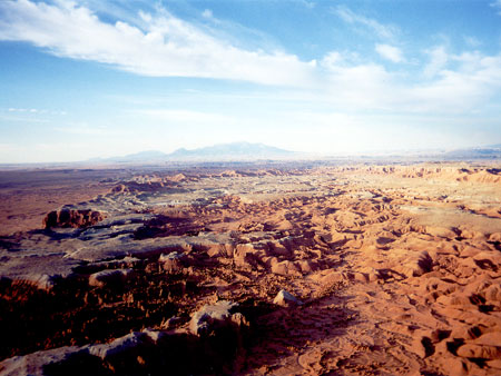 Goblin Valley Ballooning Picture 9