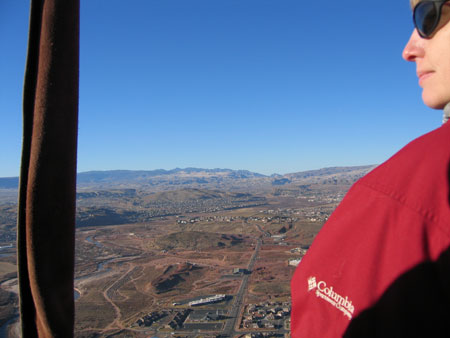 Saint George Ballooning Picture 14