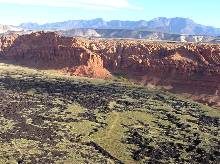 Snow Canyon Ballooning Picture 11