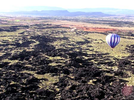 Snow Canyon Ballooning Picture 14